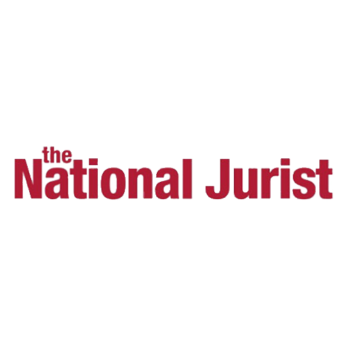 Featured on National Jurist Logo