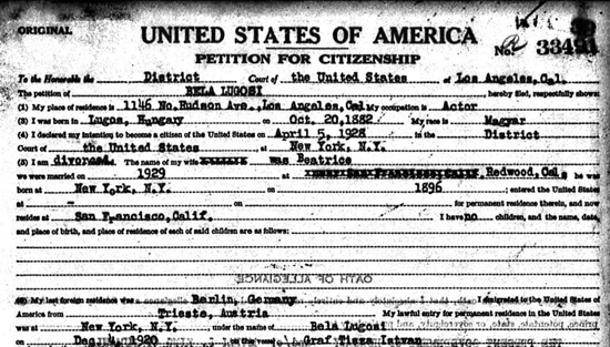New Citizenship Application: Really Long! 10 Reasons To Call A Lawyer