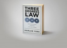 Three Degrees of Law. Love the Law.