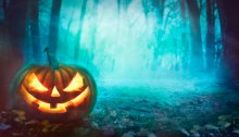Halloween pumpkins are an imported tradtion that immigrants brought to the United States