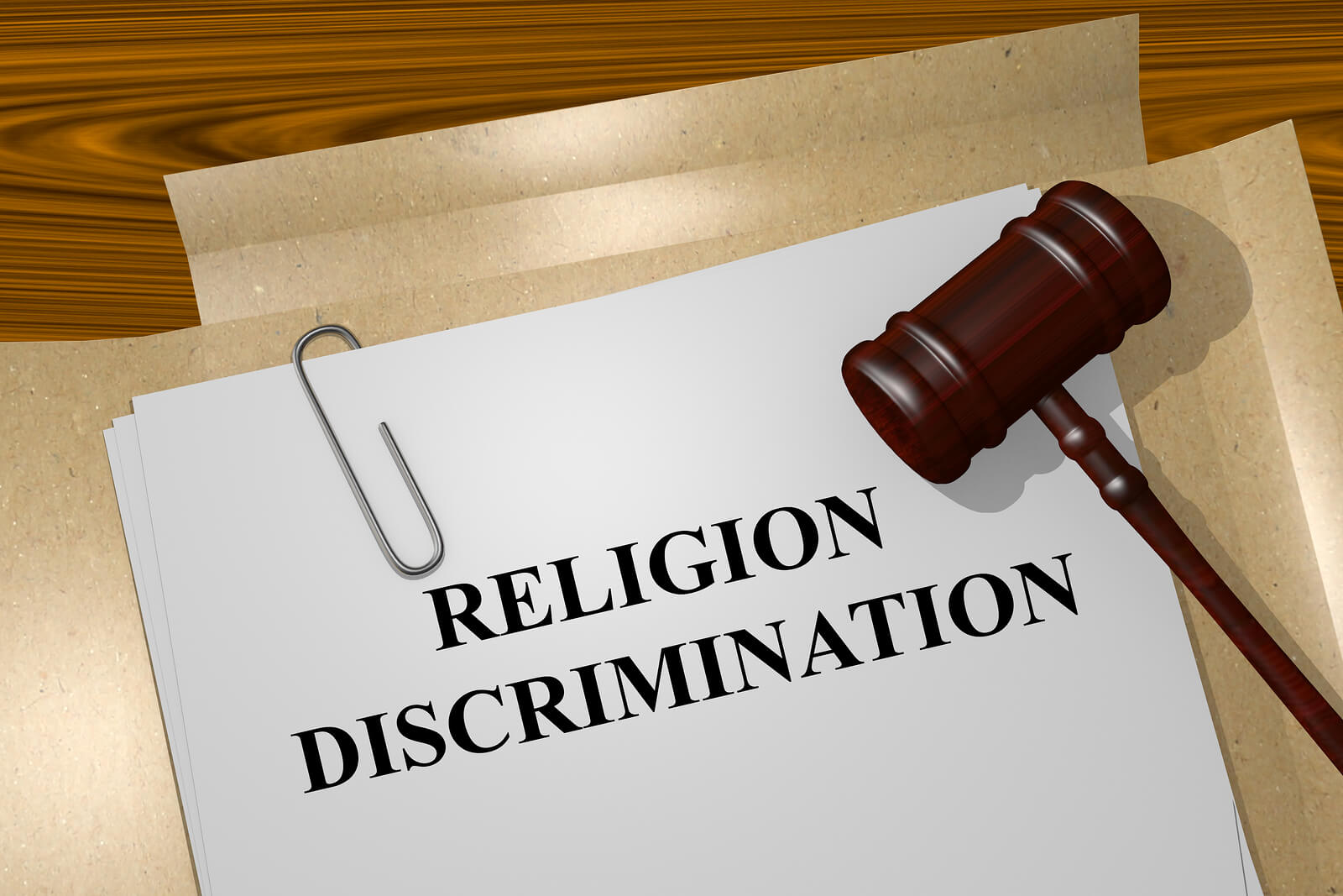 discrimination in the workplace term paper