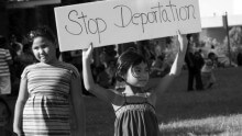 facing deportation
